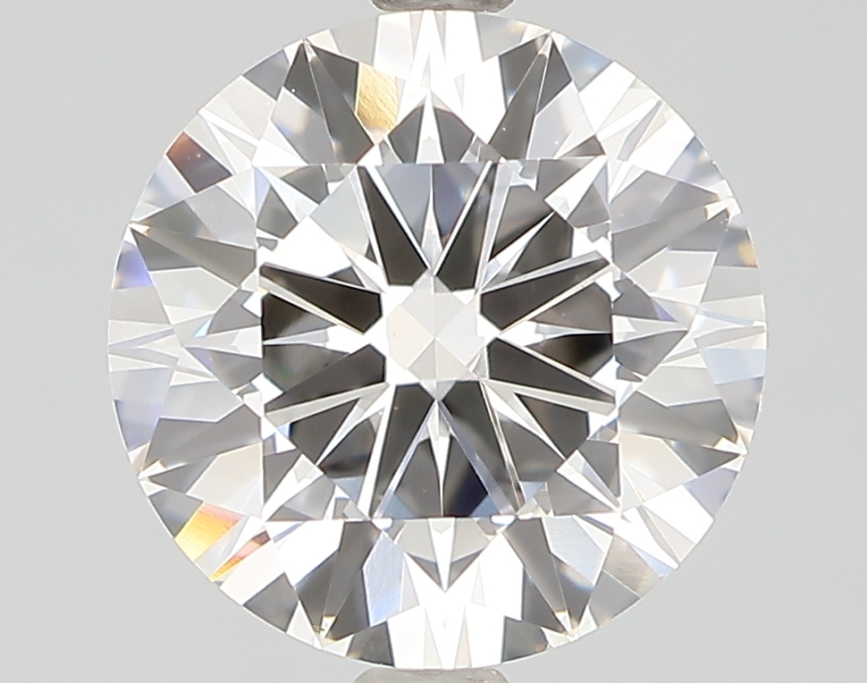 Round Cut 1.78 Carat F Color Vvs2 Clarity Sku Lg01227951