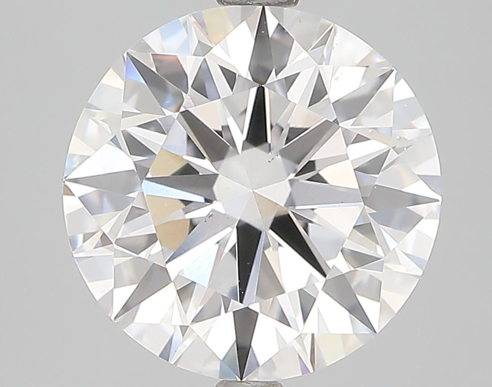 3.01 Carat E-VS2 Ideal Round Diamond